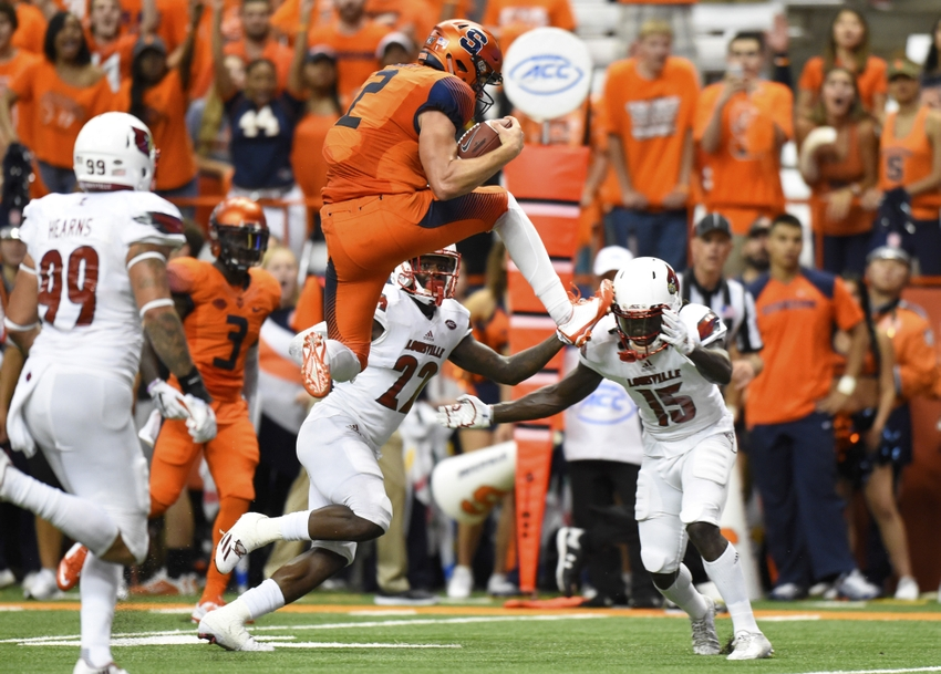 Louisville Football: 5 takeaways from the Syracuse game ...
