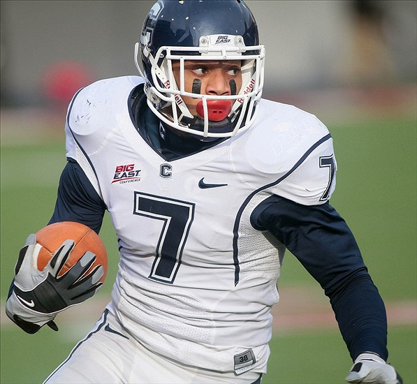 2012 2013 Big East Football Preview Uconn